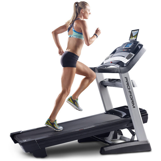 proform treadmill good for running