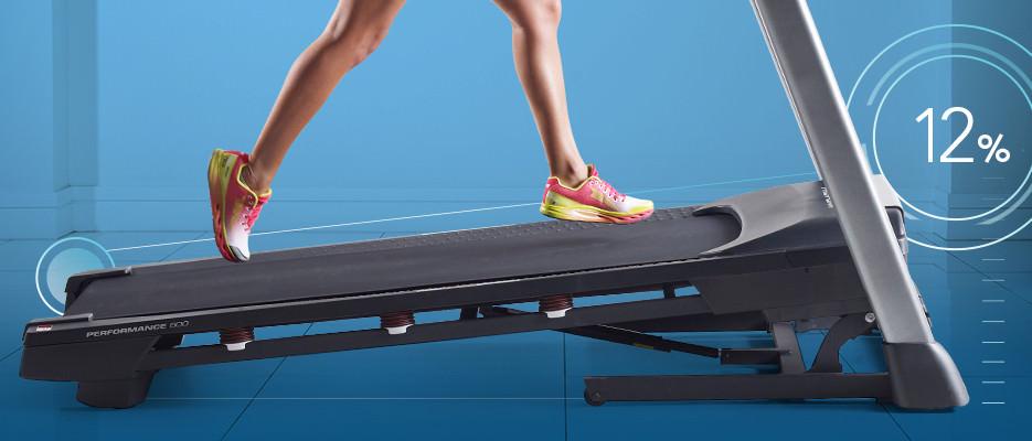 proform 600 treadmill incline
