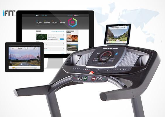 Proform Performance 400 Ifit Proform Treadmills Blog