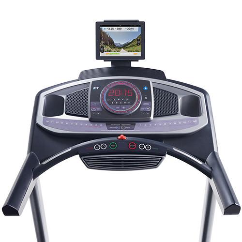 proform performance 600 treadmill console