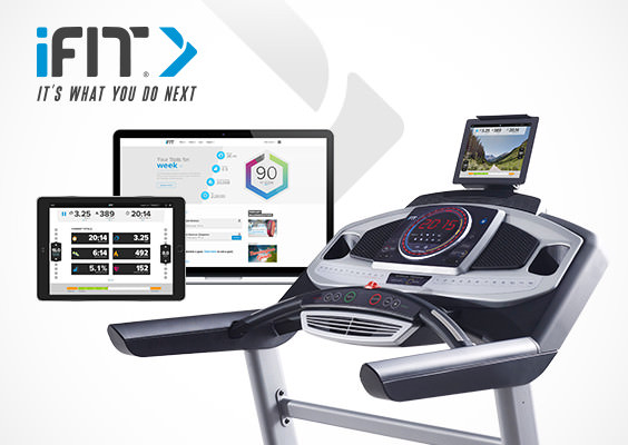 Proform Power 995i Treadmill Video - See How It Works! - Proform