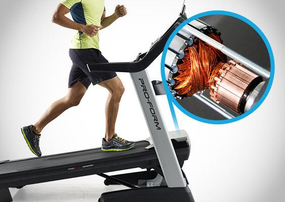 proform 9000 Treadmill motor