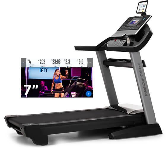 Proform Treadmill Xp 550: Proform Pro 5000 Treadmill Review